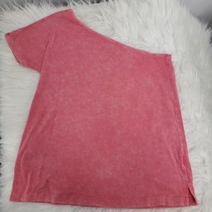 AEO American Eagle Soft & Sexy One Shoulder Tee
